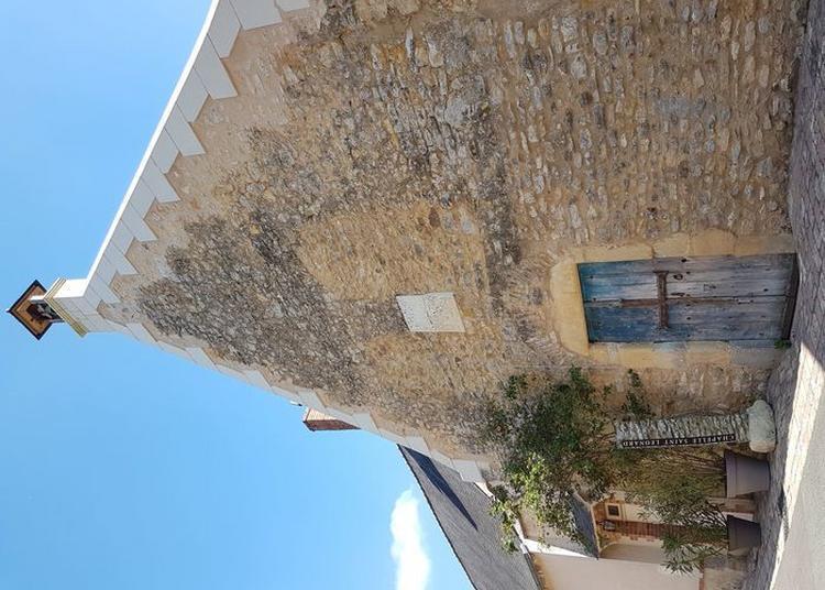 Chapelle St-léonard à Durtal