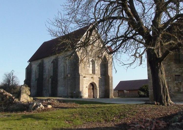 Chapelle Templière D'avalleur à Bar sur Seine