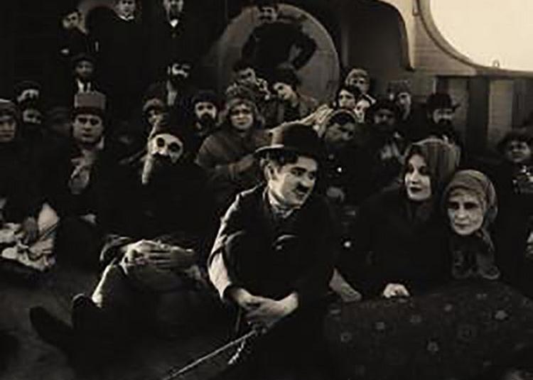 Chaplin Operas à Paris 19ème