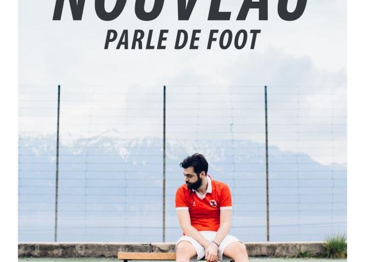 Charles Nouveau parle foot à Paris 15ème