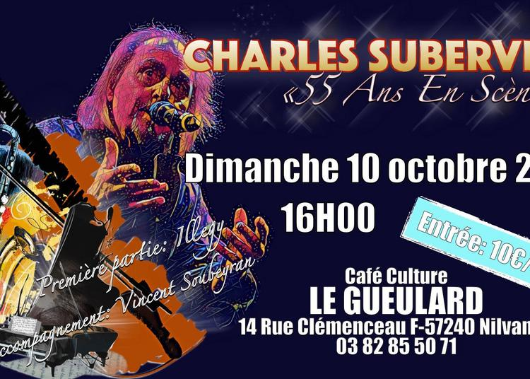 Charles Suberville à Nilvange