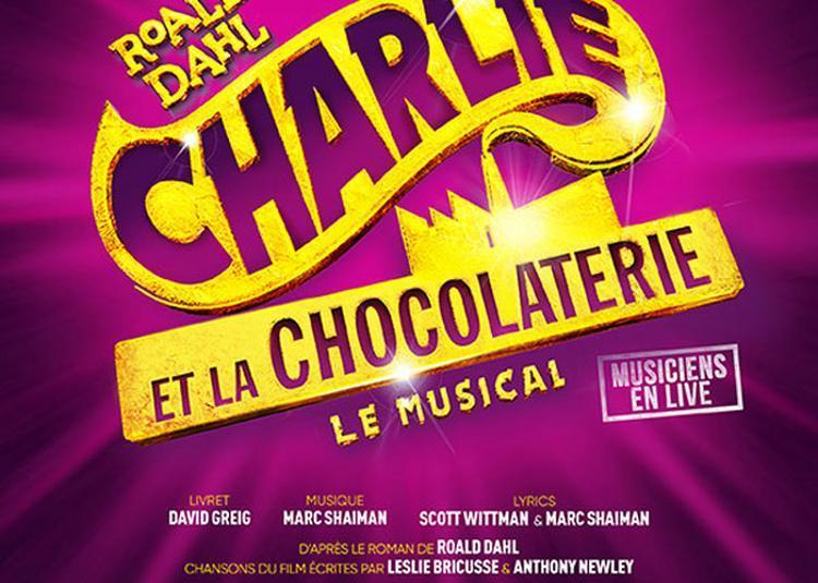 Charlie Et La Chocolaterie à Paris 10ème