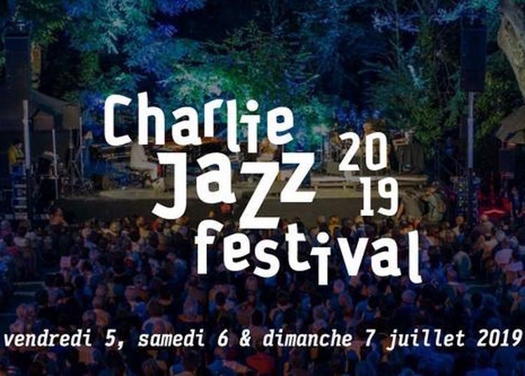 Charlie Jazz Festival Pass Ven + Dim à Vitrolles