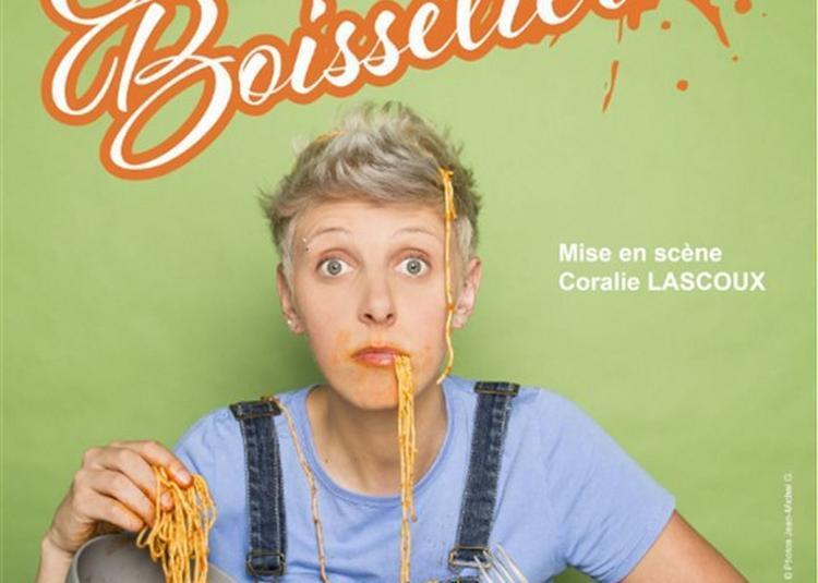 Charlotte Boisselier Dans Immature à Sorgues