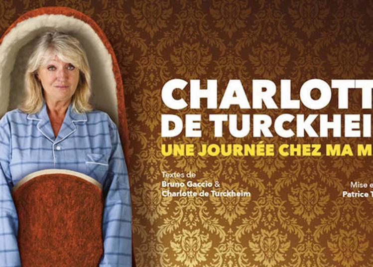 Charlotte De Turckheim à Bordeaux