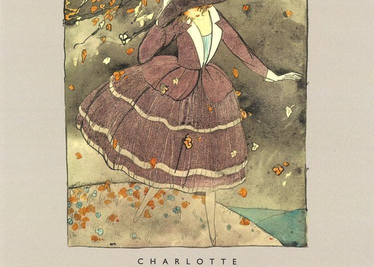 Charlotte Grappe-roy, Illustratrice De Mode (1890-1930) à Dole