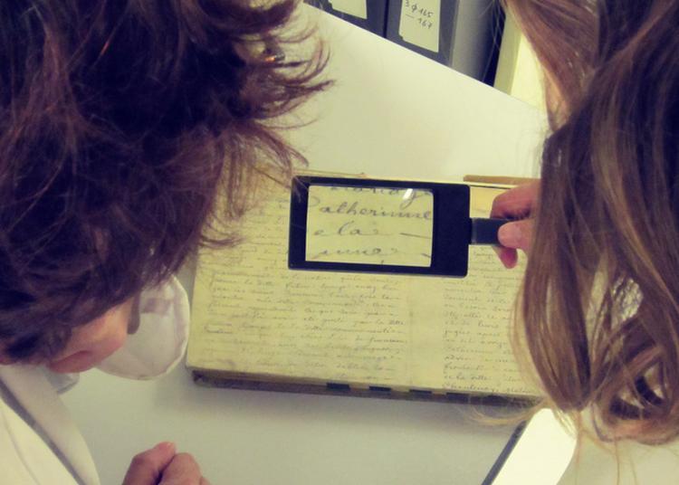 Chasse à L'archive Aux Archives Départementales Du Val-de-marne, à Créteil à Creteil