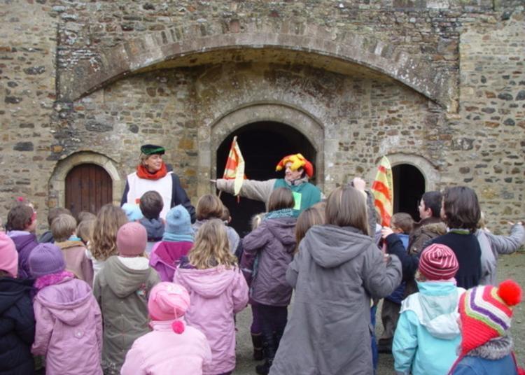 Chasse Au Trésor Au Château De St-sauveur-le-vicomte à Saint Sauveur le Vicomte