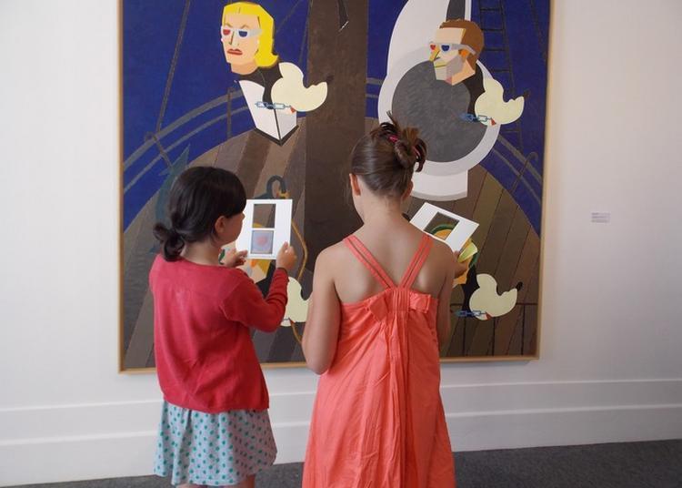 Chasse Au Trésor Au Musée à Les Sables d'Olonne