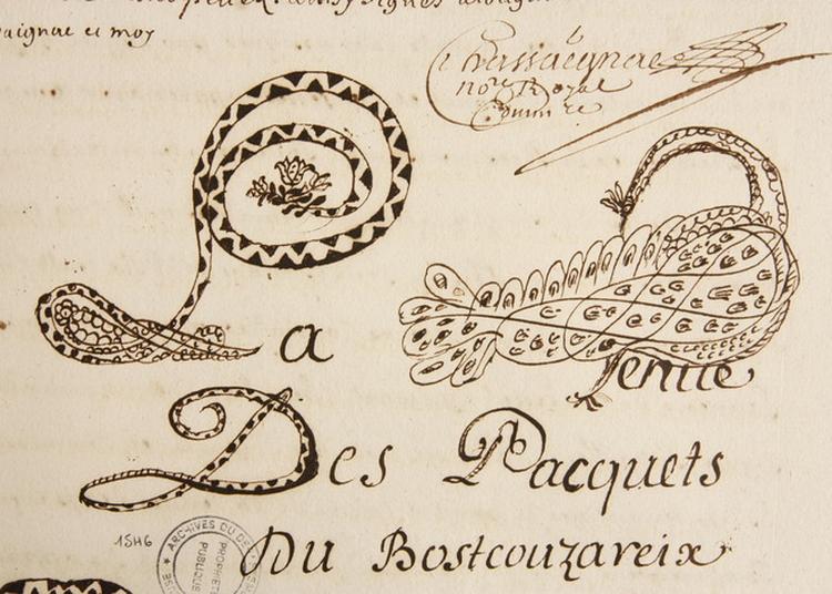 Chasse Au Trésor Aux Archives Départementales De La Creuse à Gueret