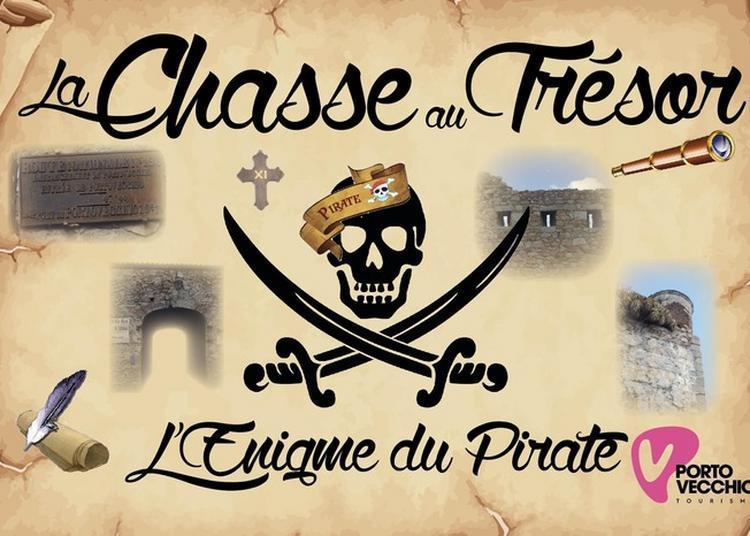 Chasse Au Trésor L'énigme Du Pirate à Porto Vecchio