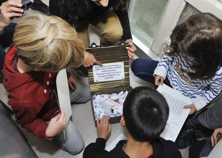 Chasse Au Trésor Pour Les Enfants à Toulouse
