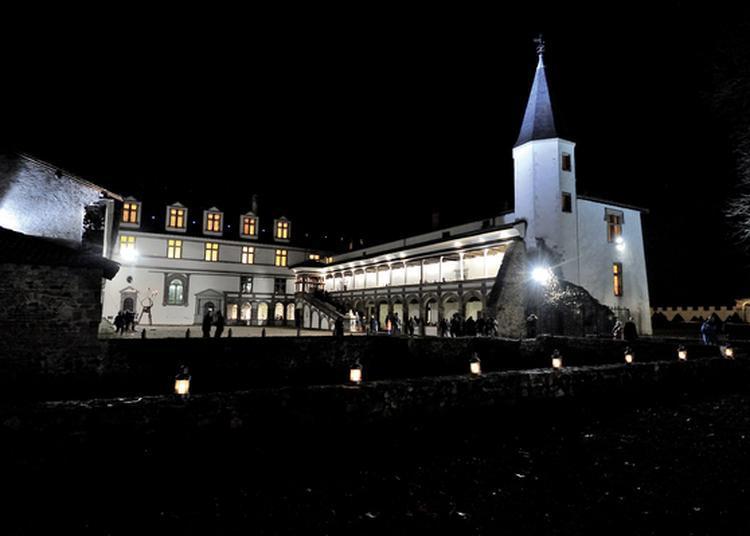 Chasse Ludique à Saint Etienne le Molard