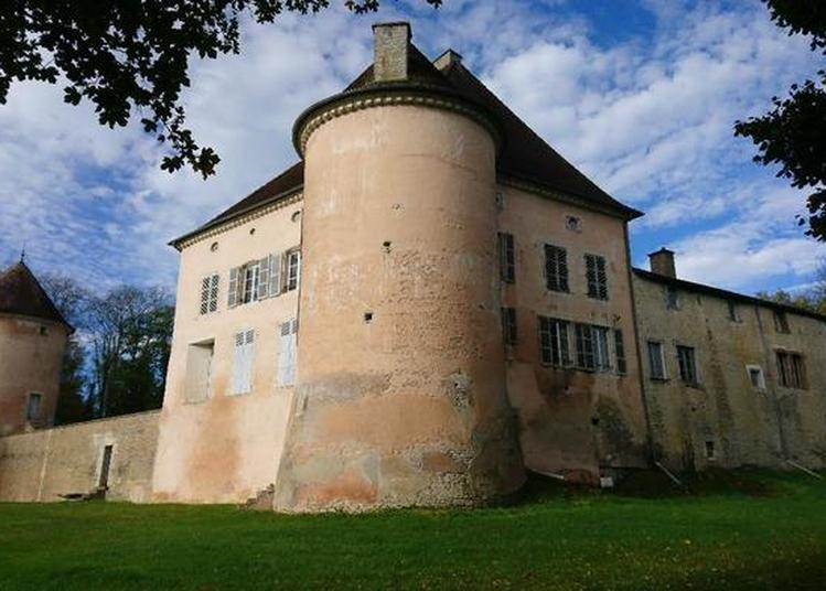 Chateau D'arrentières à Arrentieres