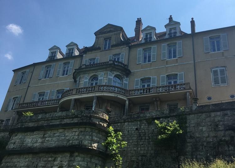 Château D'azans à Dole