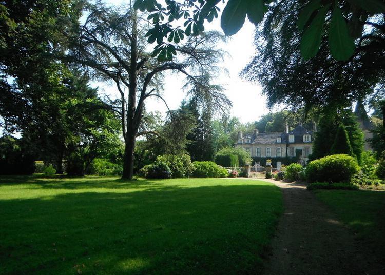 Château De Bagatelle : Visite (parc, Jardin à La Française, Chapelle) Et Dédicace. à Saint Martin des Champs