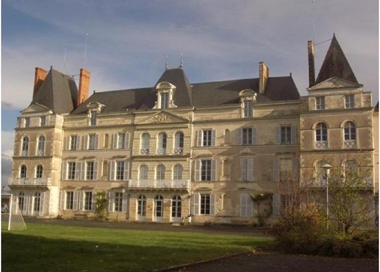 Château De Briançon à Baune