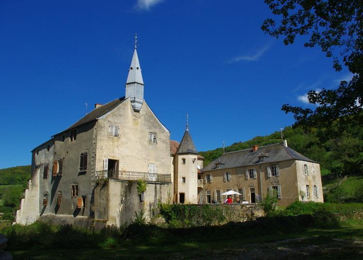Château De Bussy La Pesle à Bussy la Pesle