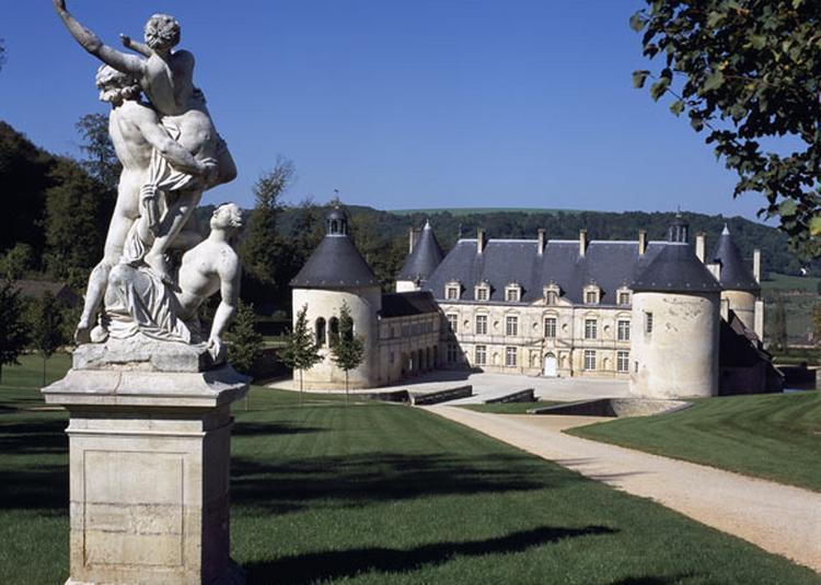Château De Bussy-Rabutin à Bussy le Grand