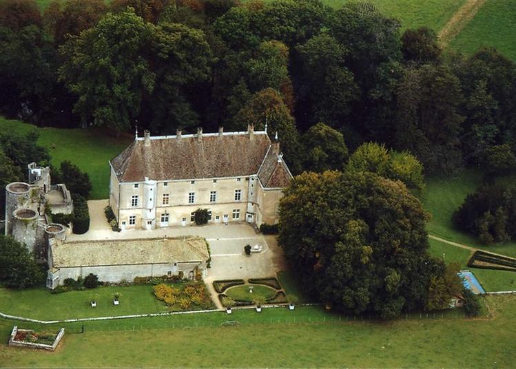 Château De Germolles à Mellecey