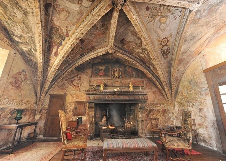 Château De Gudmont à Gudmont Villiers