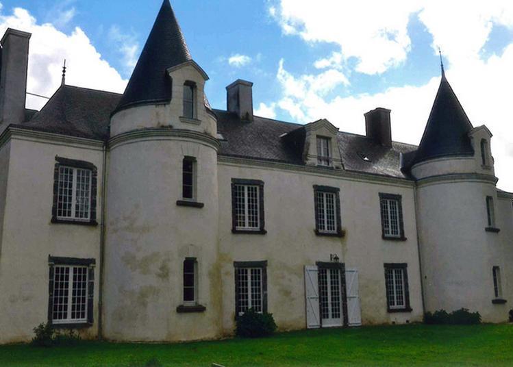 Château De La Herbretais à Marsac sur Don