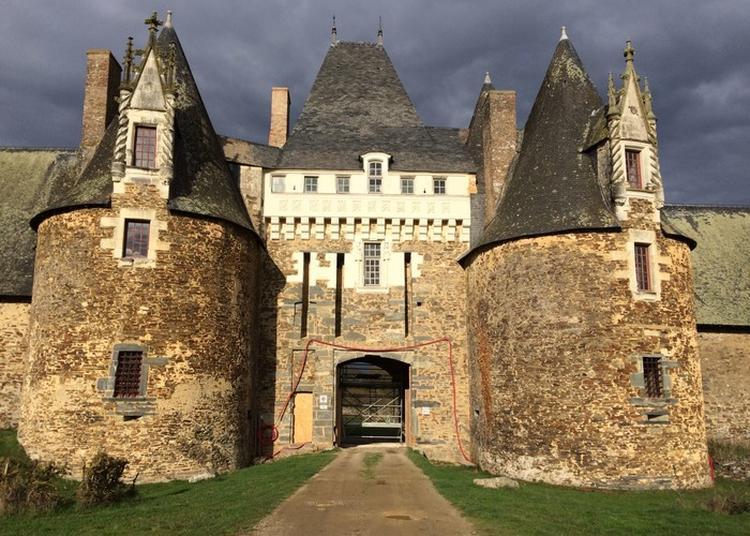 Château De La Motte Glain à La Chapelle Glain