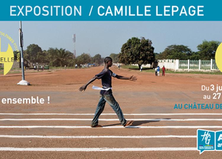 Château de Laréole // Camille Lepage - On est ensemble ! à Lareole