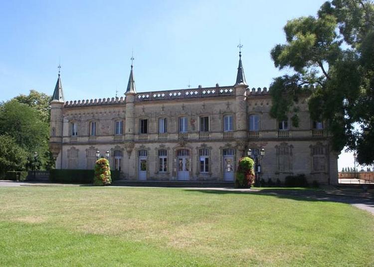 Château De Launaguet : Visite Libre