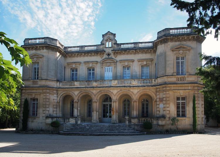 Château De Montauban à Fontvieille