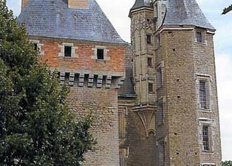 Château De Verdelles à Poille sur Vegre