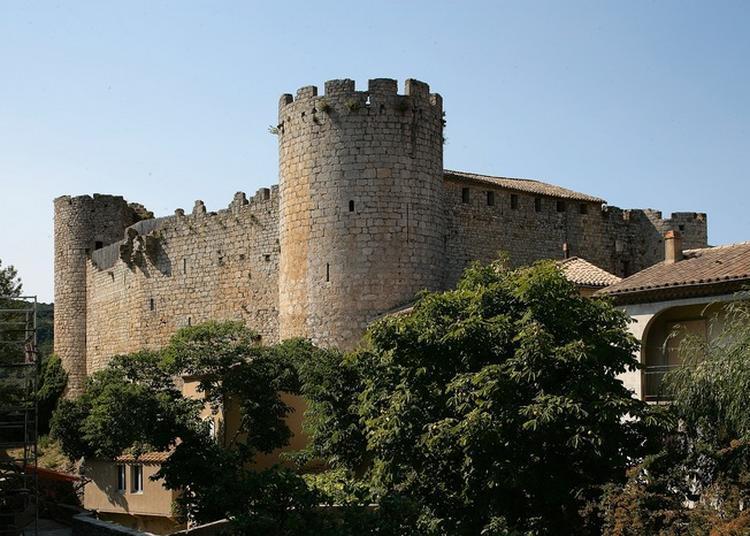Château De Villerouge-termenès à Villerouge Termenes