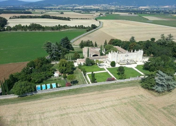 Château Et Jardins De Genas à Marsanne