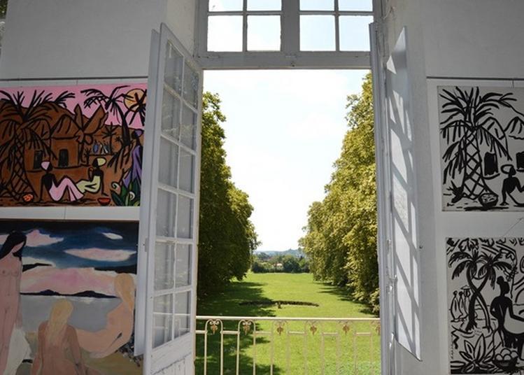 Château Et Parc De Lamothe à Villeneuve sur Lot