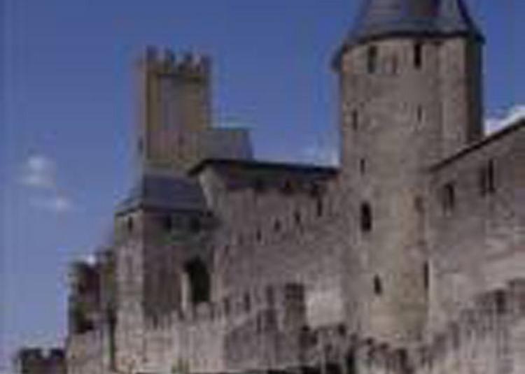 Chateau Et Remparts à Carcassonne