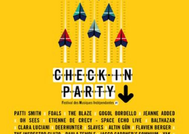 Check In Party 2019