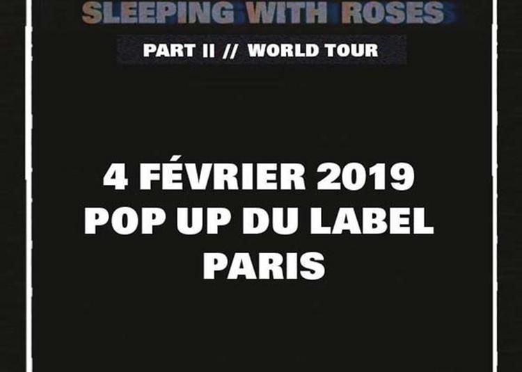 Chelsea Cutler à Paris 12ème