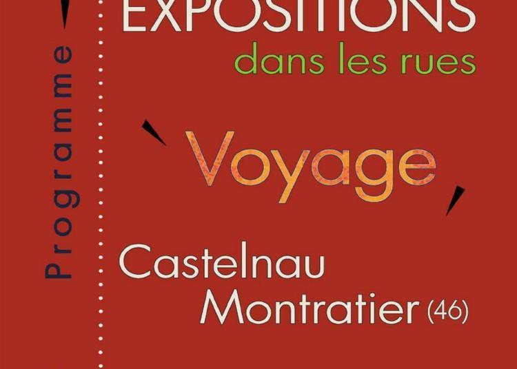 Chemin Des Arts'cades - Expositions Dans Les Rues Et Les Galeries à Castelnau Montratier