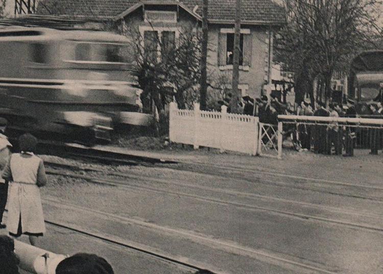 Chemin de fer à Dijon