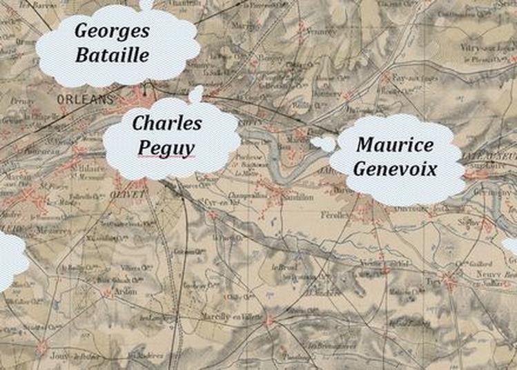 Chemin De Fleuve : La Loire, Terre D'écrivains Au Fil Des Collections à Orléans