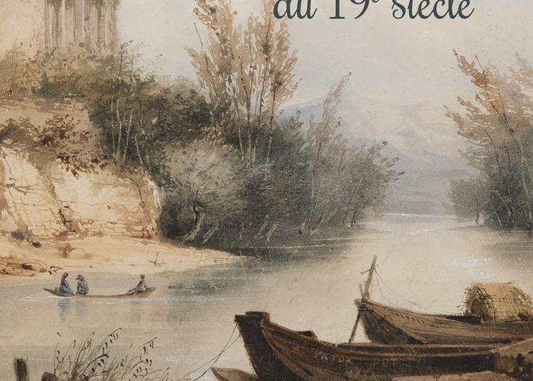 Chemin Faisant... Paysages Du Xixe Siècle à Troyes