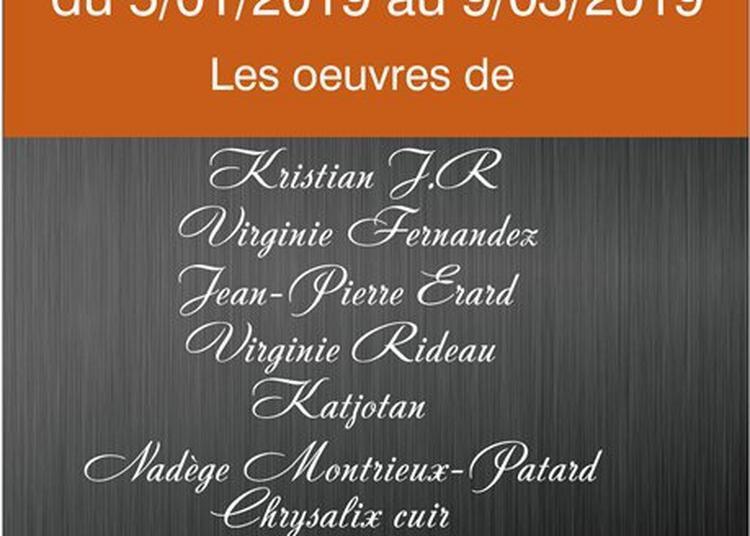 Chercheur d'Artistes galerie présente à Chateau du Loir
