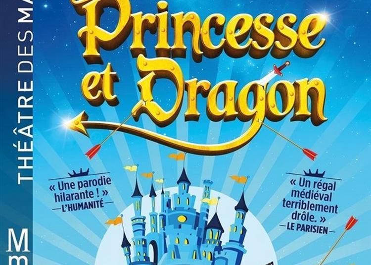 Chevaliers, Princesse Et Dragon à Paris 8ème