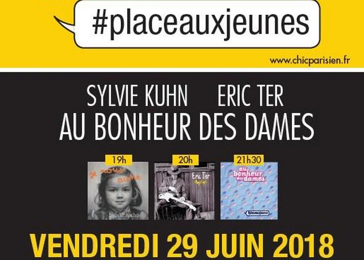 Chic Parisien présente: #placeauxjeunes à Paris 11ème