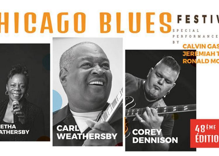 Chicago Blues Festival à Montpellier