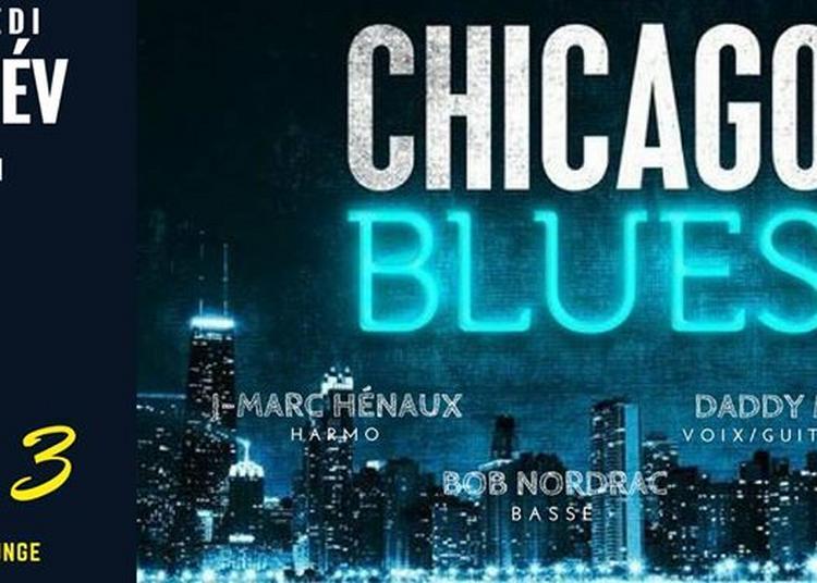 Chicago Blues Night à Valence