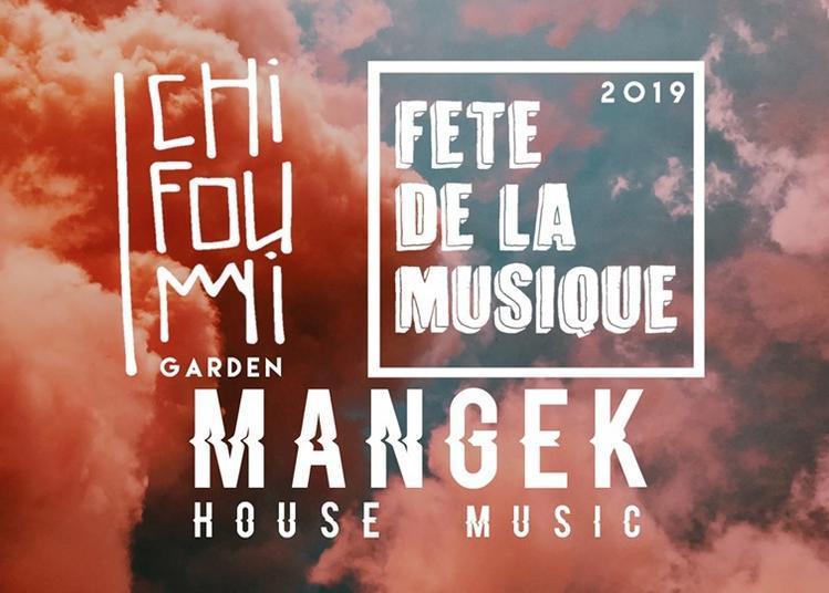 Chifoumi - Garden Party - Fete de la musique à Aubenas