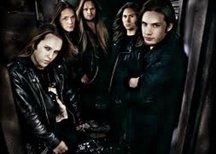 Children Of Bodom + 1ere Partie à Saint Ave