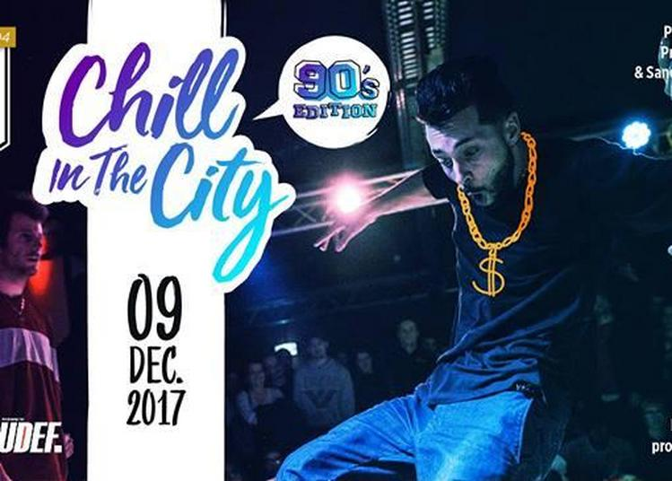 Chill In The City - Breakleague J4 - Special 90's à Paris 20ème