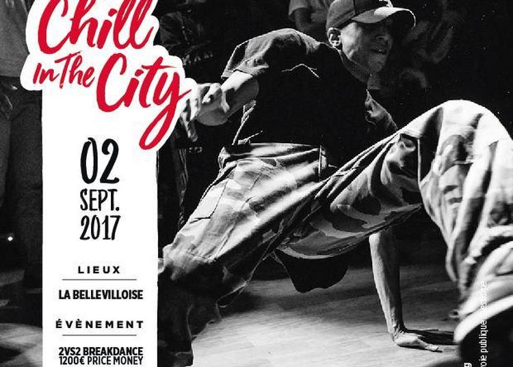 Chill In The City - Breakleague / Lancement Saison 2 à Paris 20ème